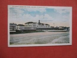 Children Seashore Home  Chelsea  New Jersey > Atlantic City>  >> Ref 4196 - Atlantic City