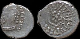 India Gupta Empire King Skandagupta AR Drachm - Indiennes