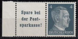 DR W 151, Postfrisch **, AH 1941 - Zusammendrucke