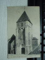 Cpa  Saint-Valéry-sur-Somme. L'Eglise. - Saint Valery Sur Somme