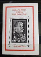 Blok 23  1953  Postfris   MNH CW 35.00 - Unused Stamps