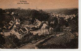 Kyllburg, 1926 ,Kyllbrücke , Bademer Str. , Pfeil Knick - Germany