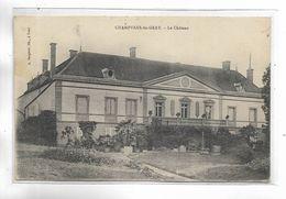 70 - CHAMPVANS-les-GRAY - Le Château - Francia