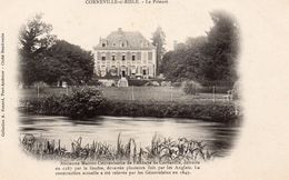 CPA    -    CORNEVILLE SUR RISLE   -   LE PRIEURE - Autres Communes