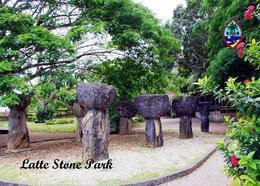 Guam Latte Stone Park New Postcard - Guam