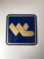 Autocollant De WAGONS-LITS. - Stickers