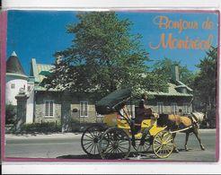 BONJOUR DE MONTREAL  ( Attelage  ) - Montreal