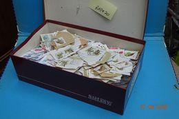 Raf 20 - Millier Timbres Belge Sur Fragments - Toutes époques - Briefmarken