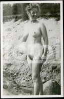 NUDISM EROTICA SEX EROTIC NUDE WOMAN NACKT FEMME FRAU NU NAKED EROTIQUE NUE EROTIK SEXY PHOTO FOTO NK333 - Pin-up