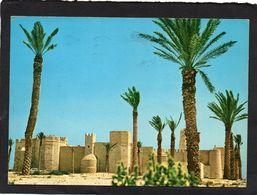 TUNISIE RIBAT DE MONASTIR  CPM  Année 1969    Trés Beau Timbres  Edit C Société Tunisienne - Tunesië