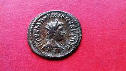 MAXIMIANUS Herculius 285-310 Antoninian 289/90 Lyon PAX AVGG - 6. La Tétrarchie (284 à 307)