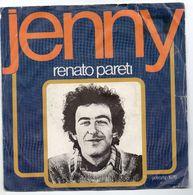 "Renato Pareti (1978)   ""Jenny  -  2036 D.C."" - Vinyl Records"