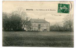 CPA - Carte Postale - France - Charrin - Le Château De La Montée- 1913 (D12968) - Autres Communes
