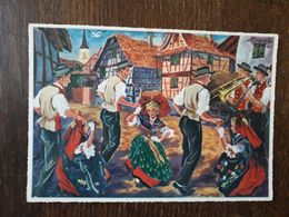 L27/1843 Illustrateur Homualk. Geispolsheim. Le Merkling - Homualk