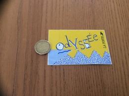 AUTOCOLLANT, Sticker «ODYSSÉE - LA POSTE» - Pegatinas