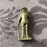 KINDER METAL / MOUSQUETAIRE N°3 - Metal Figurines