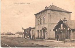 1001) Helchteren - Statie - Lichte Plooi - Houthalen-Helchteren