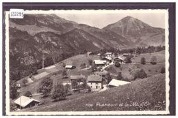 DISTRICT D'AIGLE - PLAMBUIT - TB - VD Vaud