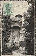 Turnul Lui Vlad Tepes, Bucuresti, 1938 - Foto Carte Poștală - Rumänien