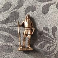 KINDER METAL / INDIEN CHATO - CUIVRE - Metal Figurines
