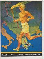 Fackelstaffellauf Olympia-Berlin 1936 - Deutschland