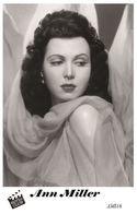 ANN MILLER (PB16) - Film Star Pin Up PHOTO POSTCARD - Pandora Box Edition Year 2007 - Femmes Célèbres