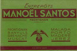 Entrepots MANOËL SANTOS -  Frontignan - Liqueur & Bière