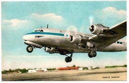 Sabena DC4 Of DC6  Vliegtuig Avion Airplane Flugzeug - 1946-....: Ere Moderne