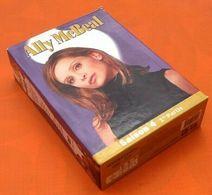 Coffret 3 DVD  Ally McBeal  Saison 4   1ère Partie - DVDs