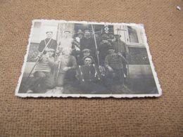 Steenokkerzeel - Perk - Oude Foto - 8cm Op 6 Cm - Steenokkerzeel