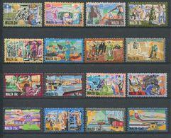 264 - MALTE 1981 - Yvert 624/39 - Activite Maltaise - Neuf ** (MNH) Sans Trace De Charniere - Malta