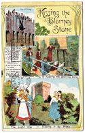 Cork Kissing The Blarney Stone - Cork