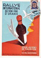 Algérie Rallye Aérien International Des Vins D'Oranie 15/1049 - Algérie
