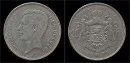 Belgium Albert I 20 Frank (4belga) 1931FR-pos A - 1909-1934: Albert I