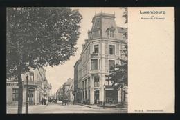 LUXEMBOURG   AVENUE DE L'ARSENAL - Luxembourg - Ville