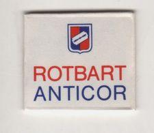 ROTBART ANTICOR  RAZOR  BLADE - Lames De Rasoir