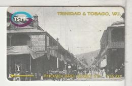 TRINITÉ & TOBAGO W.I. - Trinité & Tobago