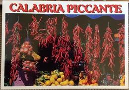 Calabria Piccante Peperoncino / Red Pepper / Aji Picante / Roter  Pfeffer - Flores, Plantas & Arboles
