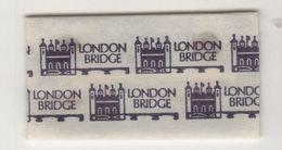 LONDON BRIDGE  RAZOR  BLADE - Lames De Rasoir