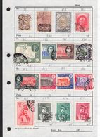 IRAN - SMALL COLLECTION OF STAMPS /T229 - Irán