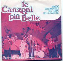 "Le Canzoni Più Belle Ed. Fabbri 45 Giri  (1970)  ""n. 14"" - Vinyl Records"