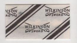 WILKINSON SWORD  RAZOR  BLADE - Lamette Da Barba