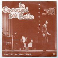 "Le Canzoni Più Belle Ed. Fabbri 45 Giri  (1970)  ""n. 70"" - Vinyl Records"