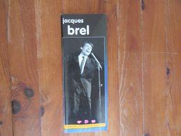 Livret De 21 Partitions De Jacques Brel - Music
