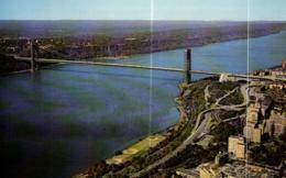 E 1070 - USA   New York City   George Washington Bridge - Ponts & Tunnels