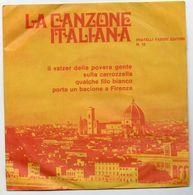 "La Canzone Italiana Ed. Fabbri 45 Giri  (1970)  ""n. 12"" - Vinyl Records"