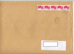 Lettre Cachet Chateaudun  Sur Roulette Gandon - Marcophilie (Lettres)