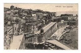 MALTE - MALTA Fort Lascariss - Malta