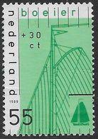 NVPH 1424 - 1989 - Zomerzegels - Boeier *) - Periodo 1980 - ... (Beatrix)