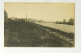 Decize. La Loire Et Le Nouveau Pont - Decize